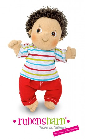 Lalka Charlie | Rubens Barn Cutie