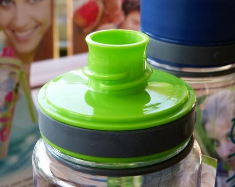 Butelka - bidon BPA Free - ustnik