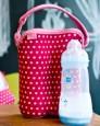 Termoopakowanie Built pasuje do różnych butelek, ponieważ jest elastyczne