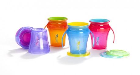 Kubki WOW Cup Baby 207 ml - różne kolory