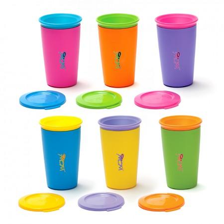Kubki WOW Cup Kids 266 ml - różne kolory