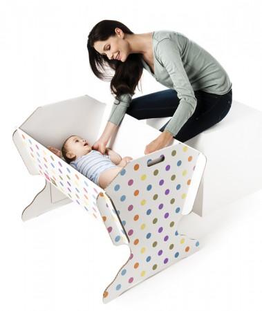 Eko łóżeczko dla dziecka | 40settimane