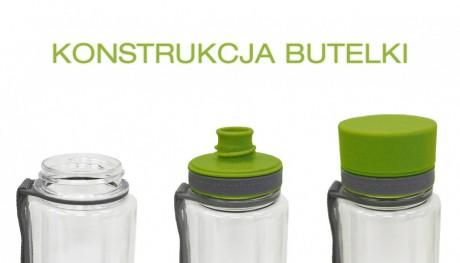 Konstrukcja butelki Equa BPA Free
