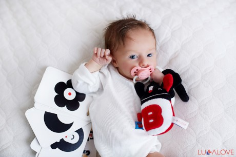 Grzechotka | Baby MrB | Lullalove