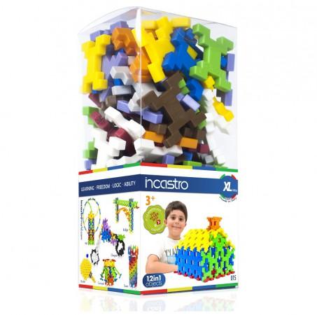 Zestaw 100 klocków | Cube XL | Incastro