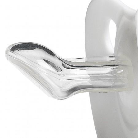 Końcówka anatomiczna silikonowa