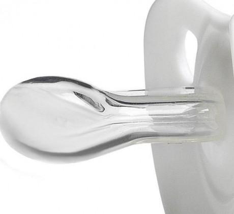 Końcówka fizjologiczna silikonowa