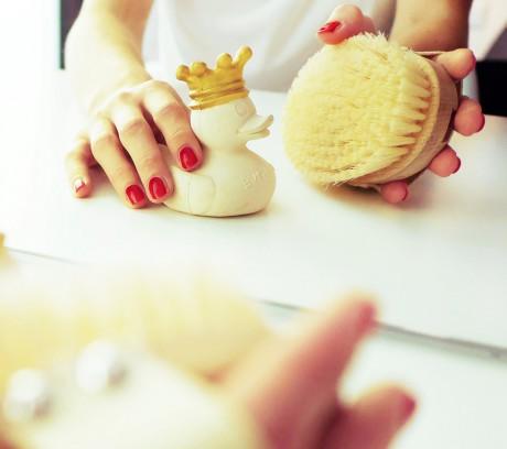 Szczotka do masażu na sucho | Lullalove