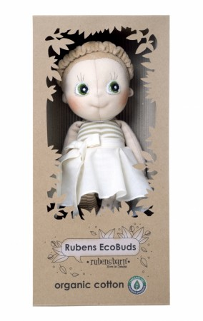 Lalka Hazel | Rubens Barn EcoBuds