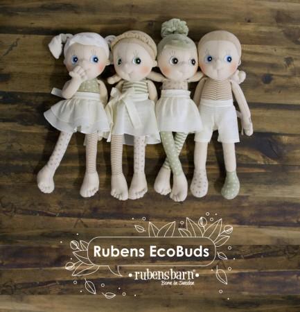Lalki EcoBuds Rubens Barn