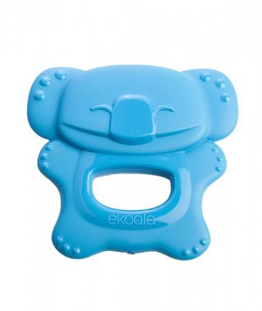 Gryzak koala | niebieski | 100% BIOplastik | eKoala