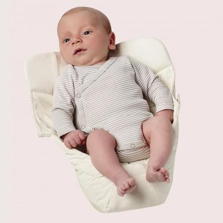 Wkładka dla noworodka do nosidełka Ergobaby | Easy Snug Naturaly