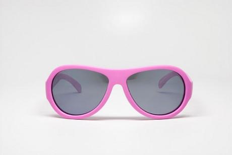Okulary przeciwsłoneczne | 0-3 lat | Różowa Księżniczka | Babiators