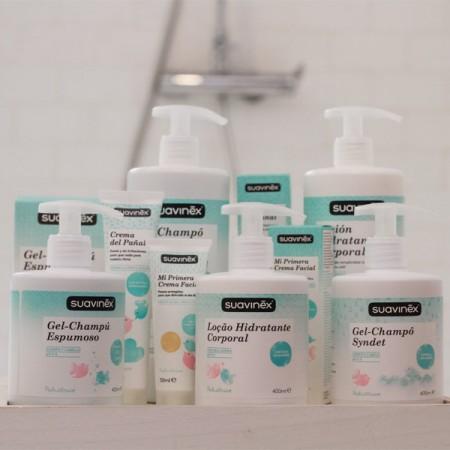 Kosmetyki Suavinex dla dzieci