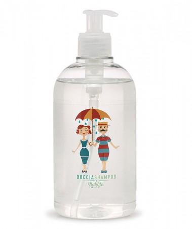 Organiczny Płyn do Mycia Ciała i Włosów dla Całej Rodziny | 500 ml | Bubble&CO