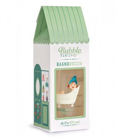 Organiczny Płyn do kapieli dla Całej Rodziny | 500ml | Bubble Family