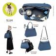 Torba do wózka z akcesoriami | Rosie Blue | Lassig Glam Label