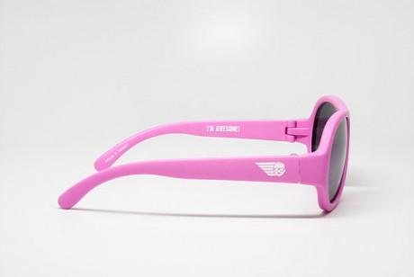 Okulary przeciwsłoneczne | 3-7 lat | Różowa Księżniczka | Babiators