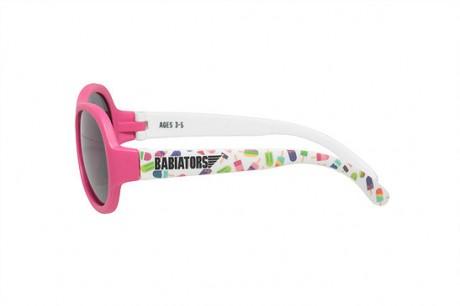 Okulary przeciwsłoneczne z polaryzacją   3-7   Pop of Color   Babiators