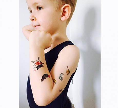 Tatuaż zmywalny | Lullalove