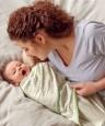 Otulacz bawełniany dla noworodka |  Nati Naturali | 40settimane