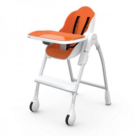 Krzesełko do karmienia Cocoon™    kolor POMARAŃCZOWY    Oribel