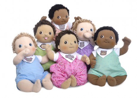 Lalki Rubens Barn Baby kolekcja