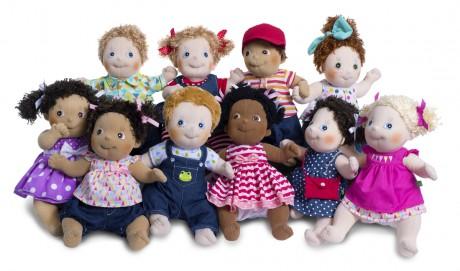 Kolekcja lalek Rubens Barn Kids
