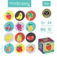 Gra Mini Memory | Owoce i warzywa | Mudpuppy