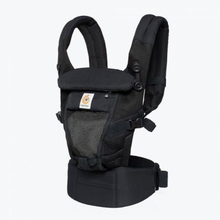 Nosidło | wzór onyx black | Ergobaby ADAPT Cool Air