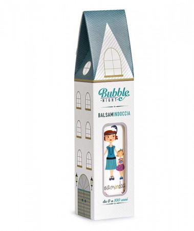 Organiczny Olejek Nawilżający do Ciała 150ml | Bubble Night
