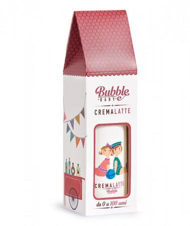 Organiczny Balsam Nawilżający do Ciała dla Dzieci 250ml | Bubble Baby
