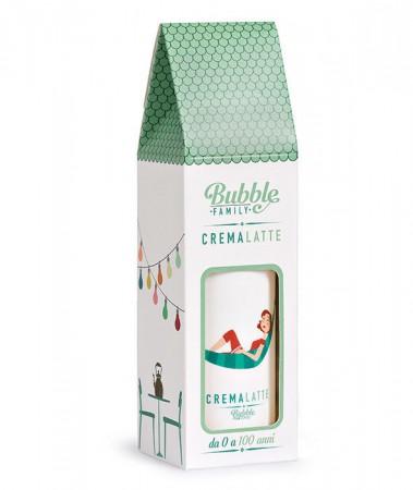 Organiczny Balsam Nawilżający do Ciała dla Całej Rodziny 250ml | Bubble Familly