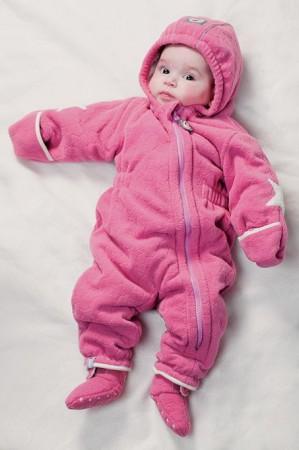 Kombinezon dla dziecka | kolor DAWN | Lodger Skier - idealny na niemowląt