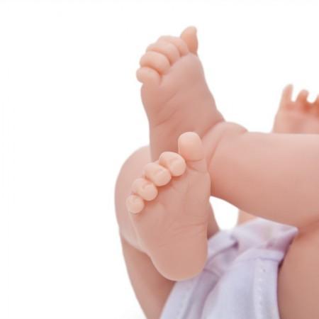 Lalka mały Bobas | Dziewczynka | Berenguer La Newborn