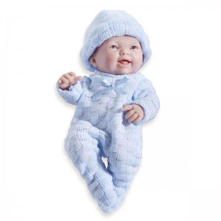 Lalka mały Bobas | Chłopczyk Mini | Berenguer La Newborn