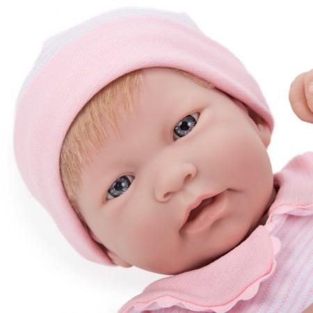 Lalka Bobas | Dziewczynka z włoskami | Berenguer La Newborn