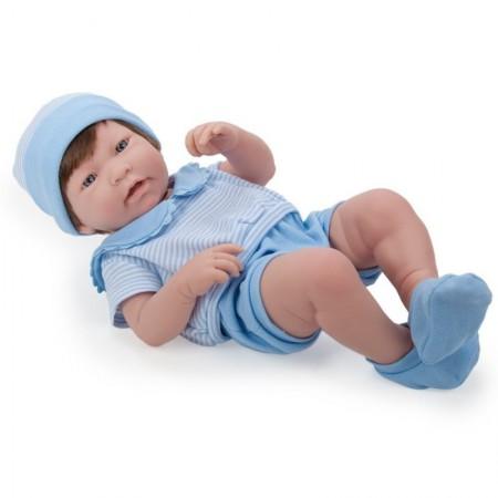 Lalka Bobas | Chłopczyk z włoskami | Berenguer La Newborn