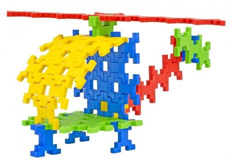 Zestaw 60 klocków | Colors Midi | Incastro
