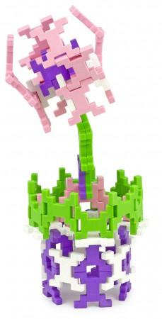 Zestaw 60 klocków | Colors Midi Pink | Incastro