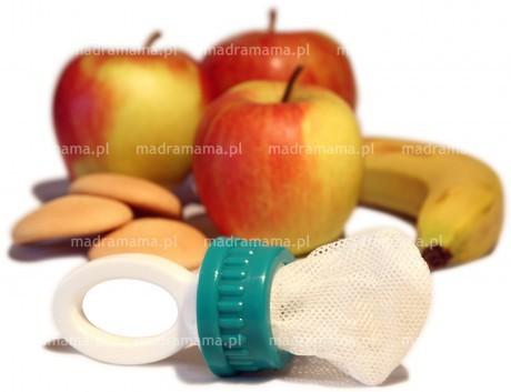 Gryzaczek do żywności dla dzieci - Baby Safe Feeder