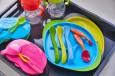 Tójdzielny talerzyk | B.BOX - dostępne kolory