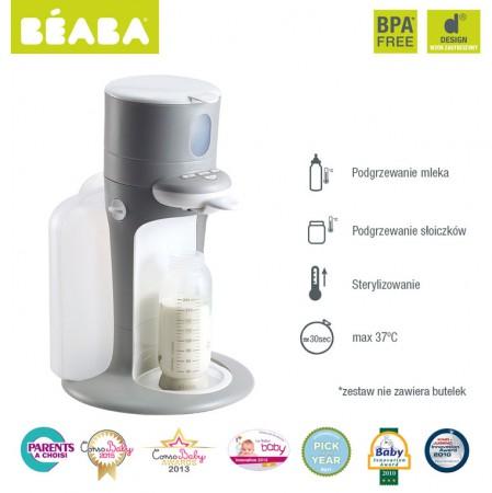 Podgrzewacz 3w1 | Ekspres do mleka Bib'expresso® | kolor grey | Beaba