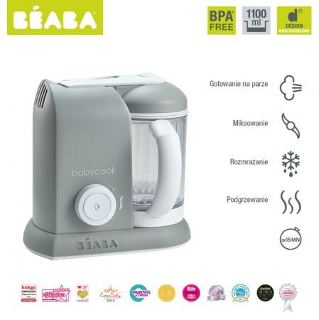 Urządzenie do gotowania na parze Babycook | kolor grey | Beaba