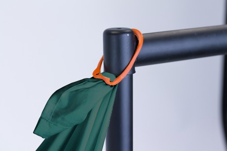Densters - Przyczepialscy | Zestaw silikowych zaczepów do budowy domu z koca