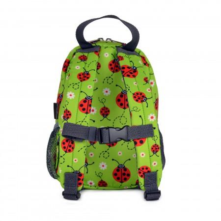 Plecak ze smyczą dla dziecka | wzór Ladybirds | Hugger