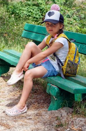 Plecak dla dziecka | wzór Goofy Bear | Hugger