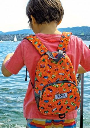 Plecak dla dziecka | wzór Toy Traffic | Hugger