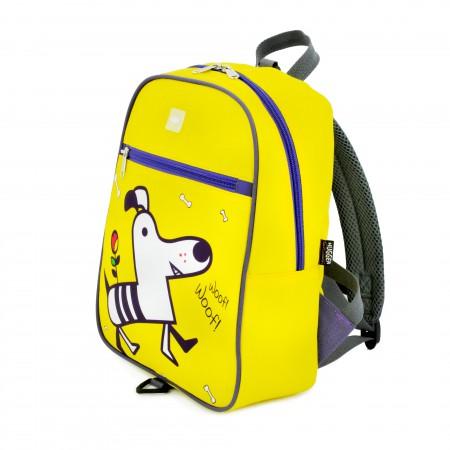 Plecak dla dziecka  | wzór Doggy Woggy | Hugger