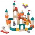 Drewniane klocki Fantazyjne | Plan Toys